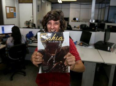 Fotógrafa da Secom recebe prêmio em concurso nacional