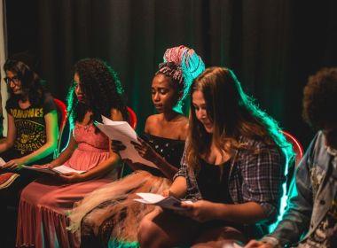 Teatro Martim Gonçalves recebe espetáculo 'Breu' no II Festival Estudantil de Artes Cênicas