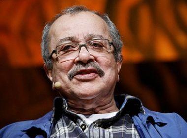João Ubaldo Ribeiro será homenageado com estátua na Praça Nossa Senhora da Luz