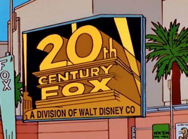 Episódio de 'Os Simpsons' 'previu' compra da Fox pela Disney em 1998