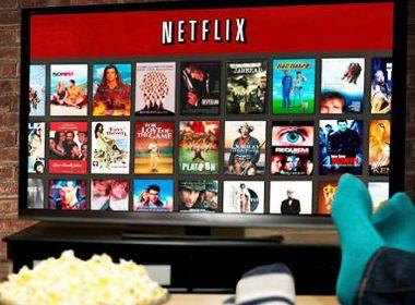 Usuário diz ter recebido e-mail da Netflix após ter visto série por uma semana