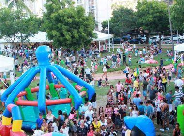 Salvador Boa Praça tem programação especial de natal neste fim de semana