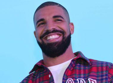 Em brincadeira, Drake conta com que famosa gostaria de ter um encontro; veja