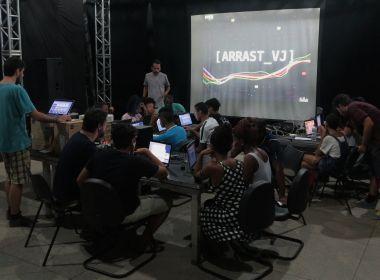 Salvador recebe mostra de performances audiovisuais com o software livre [ARRAST_VJ]
