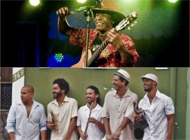 Caravana da Música encerra neste fim de semana com Botequim e Raimundo Sodré
