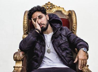 Rapper Rashid se apresenta em Salvador neste sábado