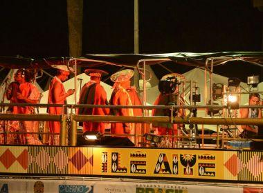 Ilê Aiyê homenageia centenário de Nelson Mandela no carnaval 2018