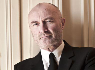Phil Collins é retido por mais de 3h pela PF em aeroporto do Rio de Janeiro