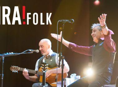 IRA apresenta show acústico no Teatro Castro Alves em março