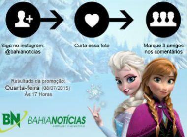 Promoção BN: concorra a ingressos para o espetáculo 'Frozen 2 Fever' em Salvador