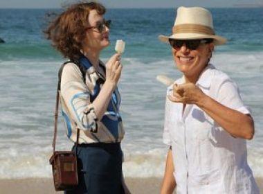 'É uma história de amor', diz Glória Pires sobre 'Flores Raras', que estreia nesta sexta