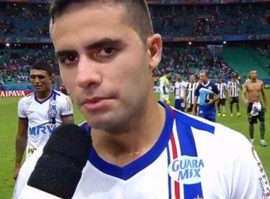 Após empate com Botafogo, Eduardo lamenta resultado