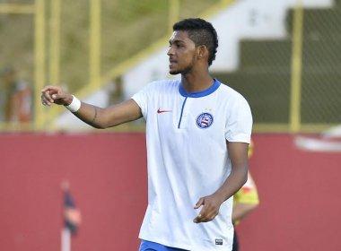 Em Recife, Bahia ganha 'reforços' de Robson e Vitor
