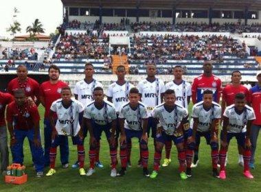 Bahia estreia na Copinha fazendo 5 a 0 na Desportiva Aliança