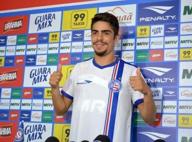 Luisinho se mostra animado com o Bahia: 'Essa equipe vai brigar por títulos'