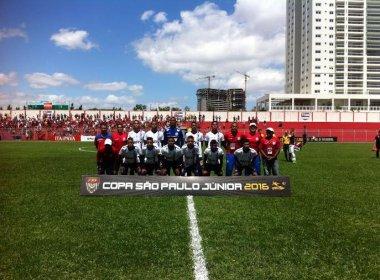 Copa SP: Nos pênaltis, Bahia perde para o Flamengo; tricolor ainda pode avançar