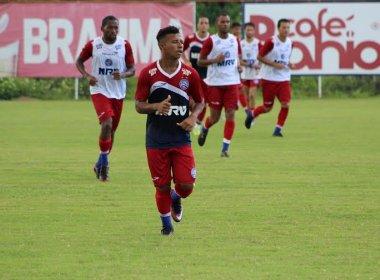 Cristiano comemora 'subida' ao time profissional: 'Sonho realizado'