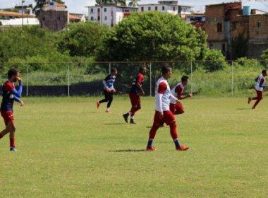 Bahia segue preparação para jogo contra o Flamengo de Guanambi