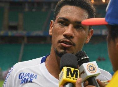 Hernane prevê Bahia jogando 'nos erros' do Santa Cruz