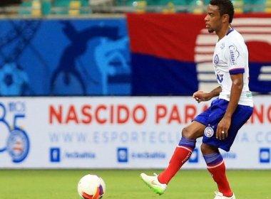 Paulo Roberto desfalca o Bahia na estreia da Copa do Nordeste