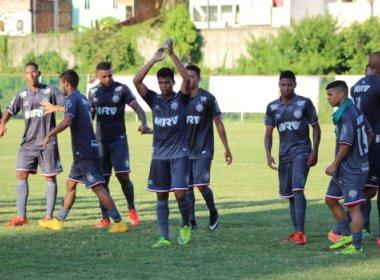 Campeonato Baiano Sub-20: Bahia goleia Catuense e Vitória empata com Jacuipense