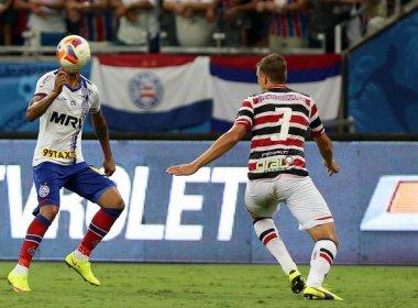 Em estreia do Nordestão, Bahia enfrenta Santa Cruz no Arruda