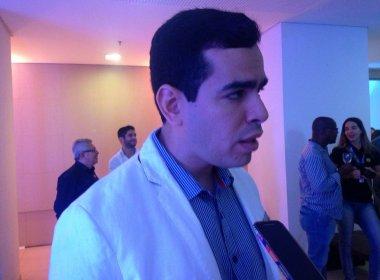 Marcelo Sant'Ana fala sobre Gabriel Valongo: 'Não correspondeu'