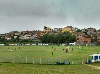 Elenco do Bahia ganha folga e só volta a treinar na sexta-feira