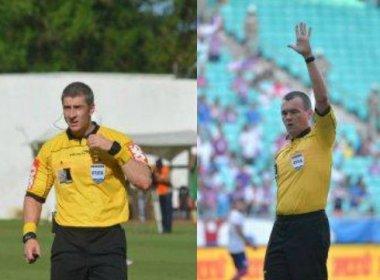 FBF define arbitragem para as duas finais do Campeonato Baiano