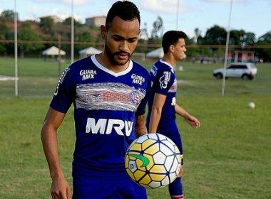 Com Jackson entre os titulares, Bahia finaliza preparação para enfrentar o Avaí