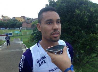 Recuperado de lesão, Edigar Junio espera estar à disposição contra o Vasco