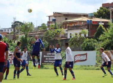 Brasileirão sub-20: Bahia finaliza preparação para enfrentar o Coritiba
