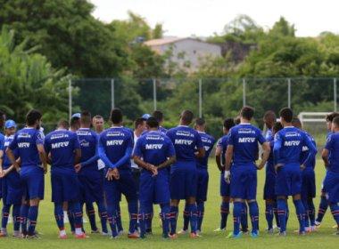 Com Hernane e sem Ribeiro, Bahia convoca 20 atletas para jogo contra o Joinville