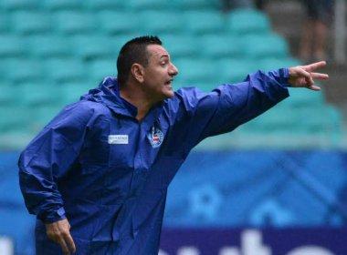 Após derrota para o Londrina, Doriva não é mais o treinador do Bahia
