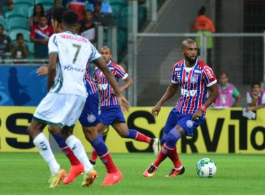 Estreante, Luiz Antônio marca e Bahia vence o Luverdense na Arena Fonte Nova