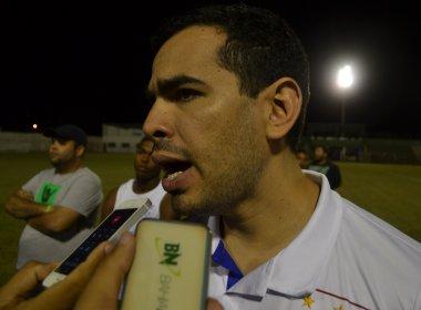 Presidente do Bahia revela que clube aguarda resposta pelo patrocínio da Caixa