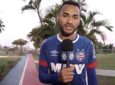Em vídeo, jogadores do Bahia convocam torcida para jogo contra o Paraná