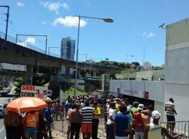 Bahia x Paraná: mais de 10 mil ingressos estão vendidos; veja informações