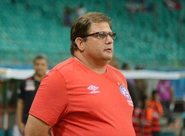 Guto fala sobre 'a cara do Bahia' e cita aumento da autoconfiança dos atletas