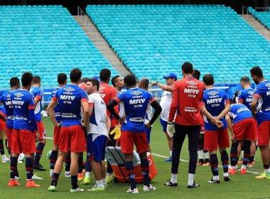 Bahia x Criciúma: Guto Ferreira relaciona 22 atletas para o confronto