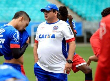 Com Edigar Junio em campo, Bahia finaliza preparação para enfrentar Criciúma