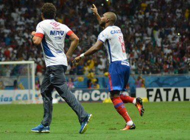 Luiz Antônio vibra com gol marcado: 'Importante para mim'