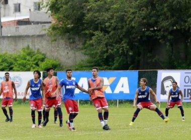 Copa do Brasil sub-20: Bahia tem 18 relacionados para pegar o Fluminense