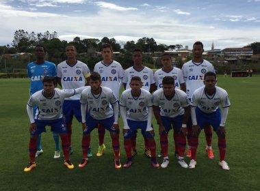 Copa do Brasil Sub-20: Bahia vence o Inter e avança às semifinais