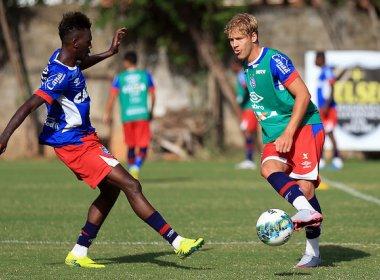 Guto sai em defesa de Wesley Natã e pede apoio da torcida do Bahia