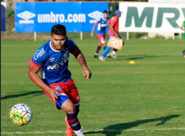 João Paulo parabeniza o Bahia pela classificação na Copa do Brasil sub-20