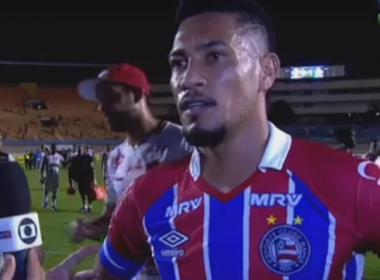 Hernane comemora e destaca importância do triunfo sobre o Vila Nova