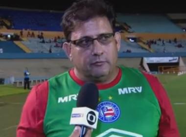 Após triunfo sobre o Vila Nova, Guto Ferreira destaca competência do Bahia