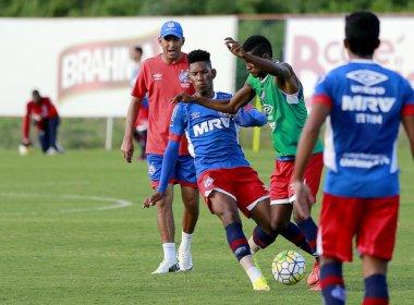 Copa SP: contra o Trindade-GO, Bahia faz estreia no dia 4 de janeiro