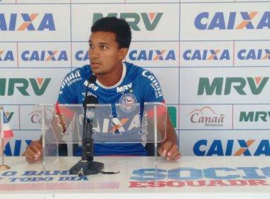 Copa do Brasil Sub-20: Mayron admite ansiedade para final em Pituaçu